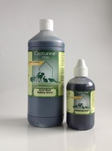 CAPTURINE NATURAL SHAMPOO - ANTI RED/YELLOW STAIN SHAMPOO, 1 Litre Anti Roux Tear Water Stain